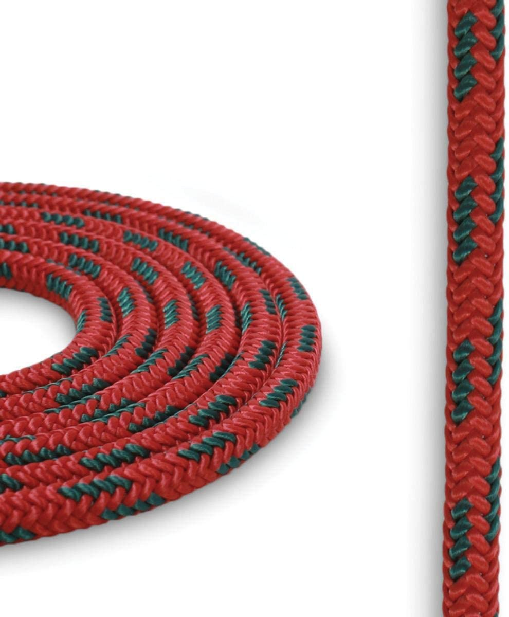 Knot Rope Supply Ltd Max 47% OFF 5mm - Teal Red Selling rankings w Cord