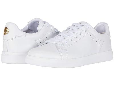Tory Burch Valley Forge Sneaker (Titanium White/Titanium White) Women