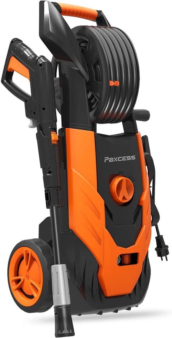 PAXCESS Electric Pressure Washer San Jose Mall 2150 GPM 1.85 PSI Large discharge sale Pow