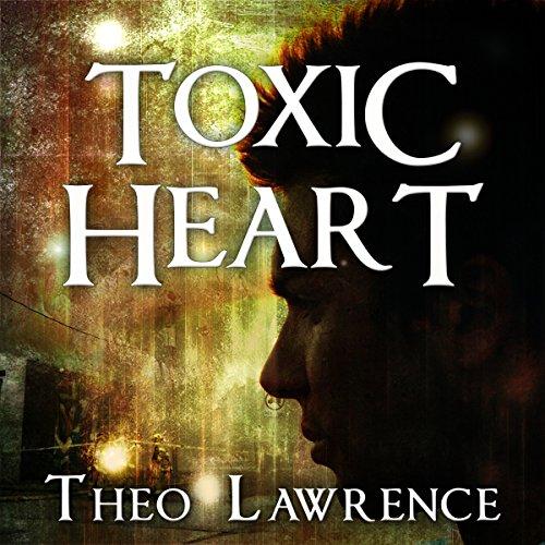 Toxic Heart audiobook cover art