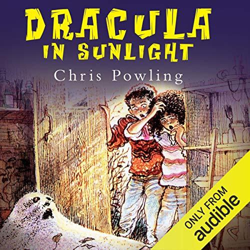 Dracula in Sunlight audiobook cover art