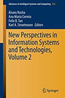 New Perspectives in Information Systems and Technologies, Volume 2 (Advances in Intelligent Systems and Computing)