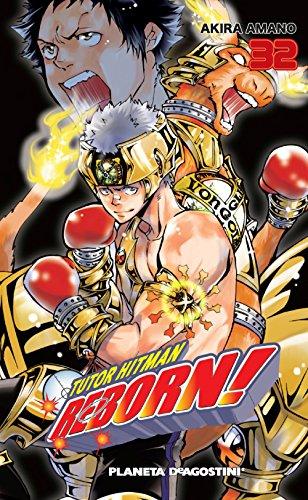 Tutor Hitman Reborn nº 32/42 (Manga Shonen)