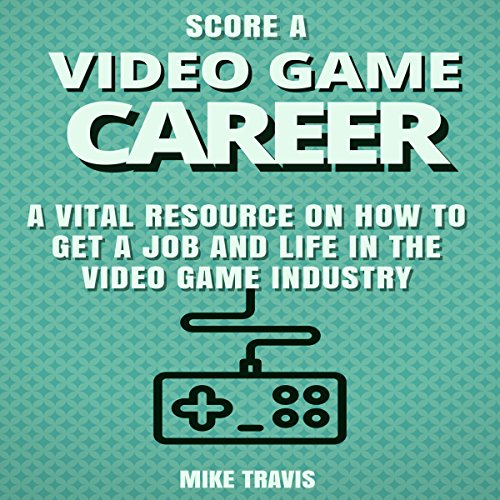 Score a Video Game Career cover art