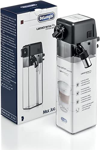 De'Longhi, Milk Frothing Jug DLSC010, Suitable for Primadonna XS and Autentica Coffee Machines product image