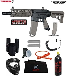 Tippmann TMC MAGFED Private Paintball Gun Package