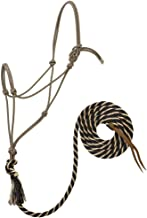 Weaver Leather Silvertip #95 Rope Halter with 12-Feet Lead