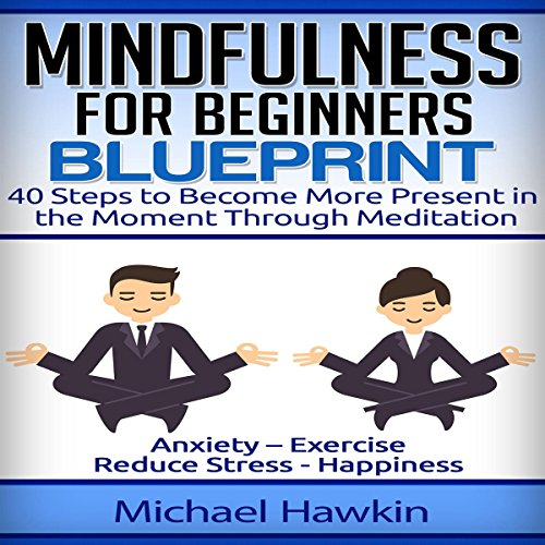 Mindfulness for Beginners Blueprint cover art