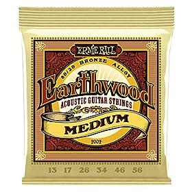 Guitarra acústica Modelo Earthwood BZ Medium 13-56 Fabricante de EU