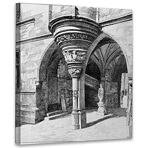 The Devoted to Gothic Arches,Modern…
