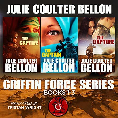 Couverture de Griffin Force Action Adventure Romance Box Set