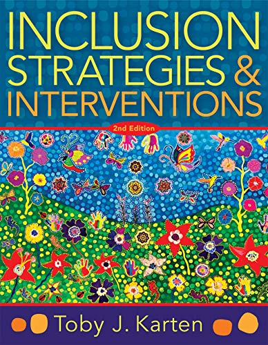 Inclusion Strategies and Interventions, Second Edition: (A user-friendly guide to instructional strategies that create an inclusive classroom for diverse learners) (English Edition)
