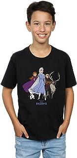 Disney Niños Frozen 2 Group Camiseta