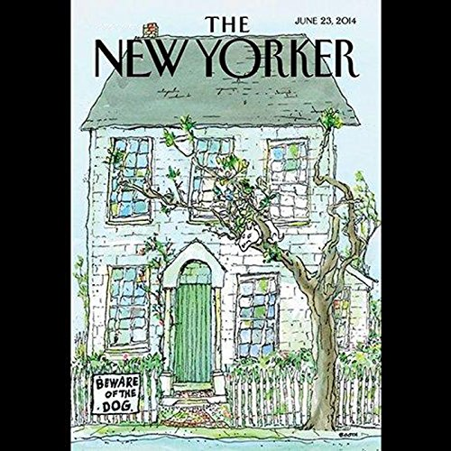 Couverture de The New Yorker, June 23rd, 2014 (Dexter Filkins, Ian Frazier, Jill Lepore)