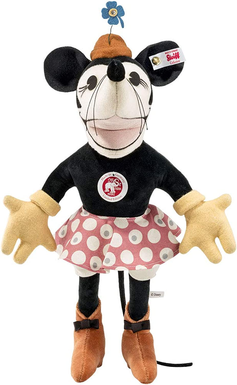 Steiff 354007 Minnie Mouse 1932 31 bunt