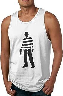 LCNANA Nightmare On Elm Street Freddy Krueger Pizza 3 Cloth White