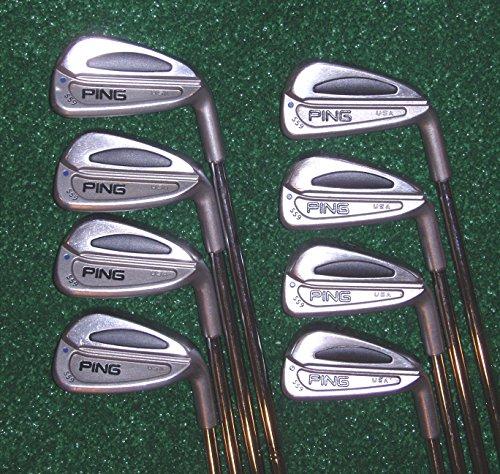 Ping S59 Golf Clubs, Blue Dot