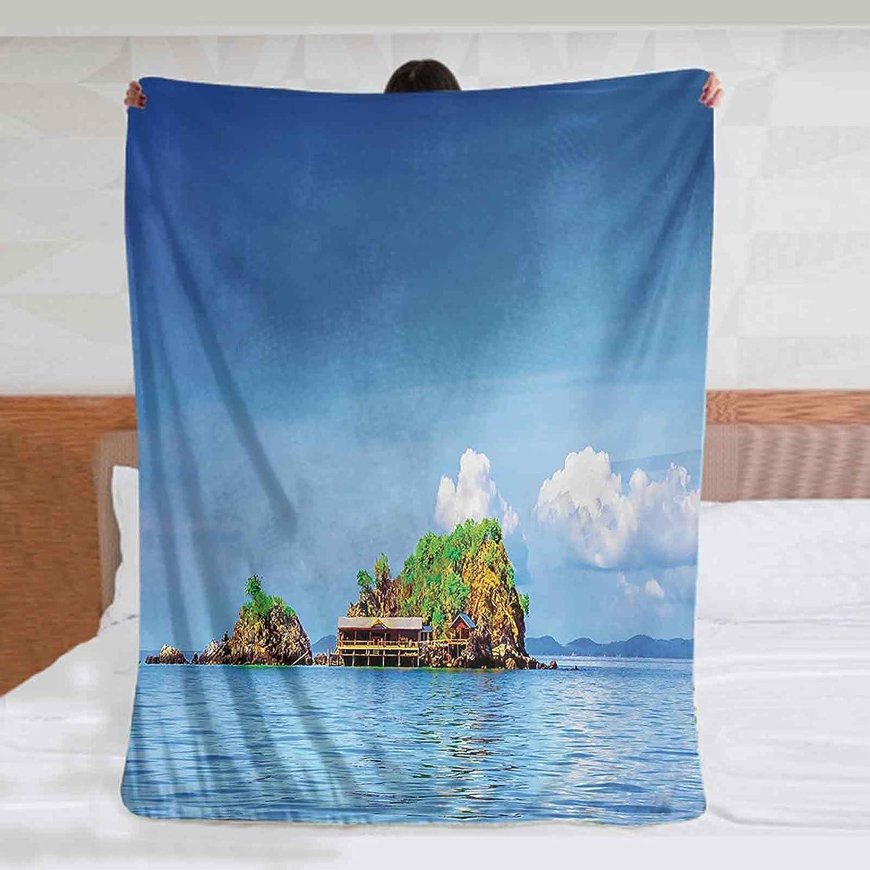 Island Cooling Blanket 30