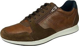 Geox Uomo Scarpe Stringate Basse U Avery, Uomini Sneaker