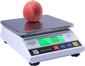 FZYE Balance électronique de Haute précision 0.01g, Balance de Cuisine de Cuisson Domestique imperméable de 10kg pour la B...