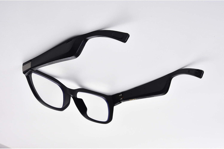 Mingzhi M1 Smart Bluetooth Glasses Myopia Sunglasses Phone Call Listening to Music (Transparent)