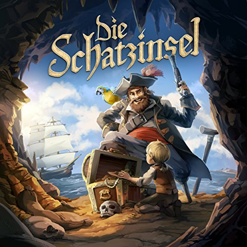 Die Schatzinsel audiobook cover art