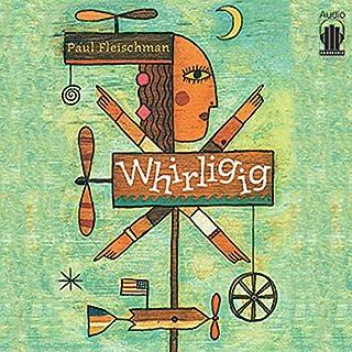 Whirligig audiobook cover art