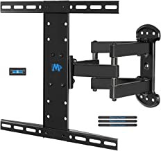 Mounting Dream TV Mount Designed for LG - Full Motion TV Wall Mount Bracket for 26-55 Inch Flat Screen TVs, Swivel Articulating Dual 6 Arms Bear up to 99 LBS and VESA 400x400mm MD2381