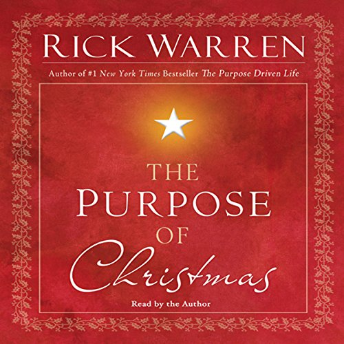 The Purpose of Christmas audiobook cover art