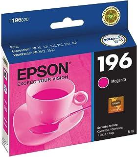 Cartucho De Tinta, Epson, T196320-BR, Magenta