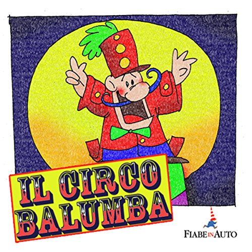 Il circo Balumba audiobook cover art