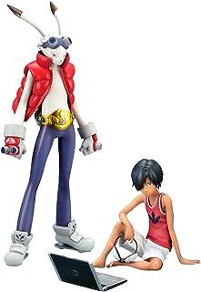 Summer Wars: Kazuma Ikezawa & King Kazma Action Figure 1/8 Scale by Alter