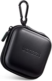 UGREEN Headphone Organizer, Mini Shockproof Carrying Pouch Bag compatible for AirPods/Bose/Beats Wireless Earbuds Bluetoot...