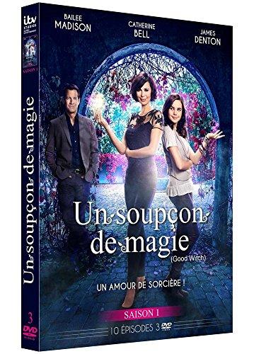Un soupçon de magie - Saison 1 - Coffret 3 DVD