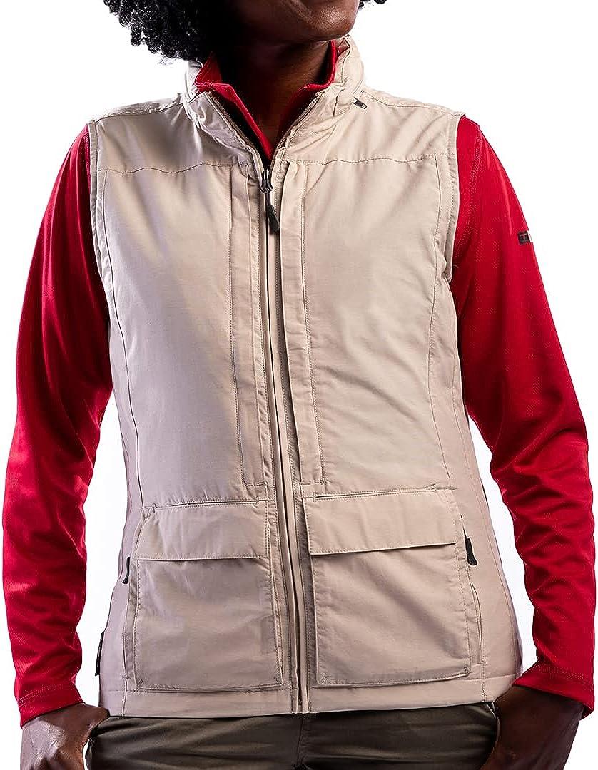 SCOTTeVEST Women's Q.U.E.S.T. Travel New popularity Free shipping Secure 42 Pockets Vest