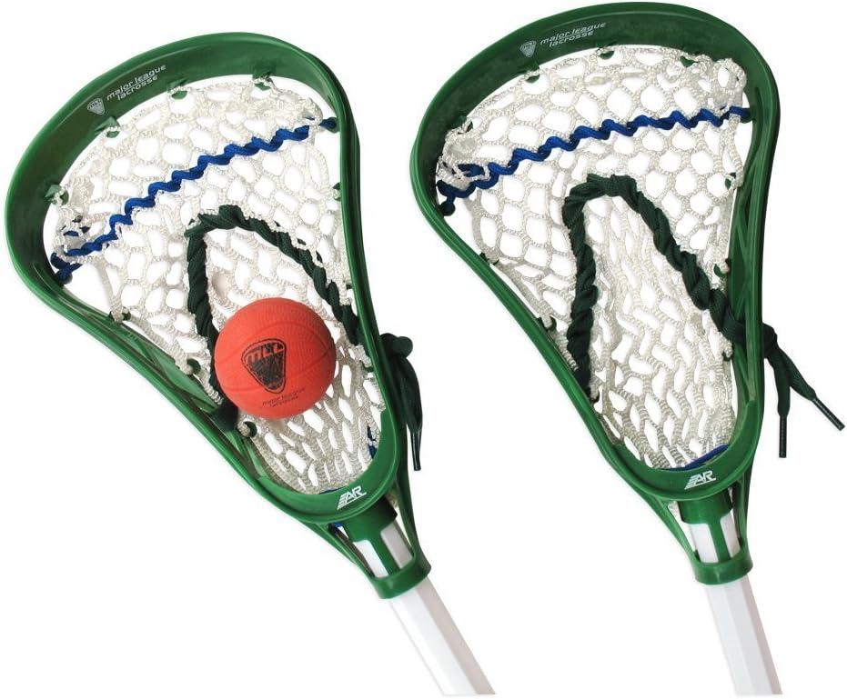 Major League Lacrosse Mini Sticks Set : Sports & Outdoors