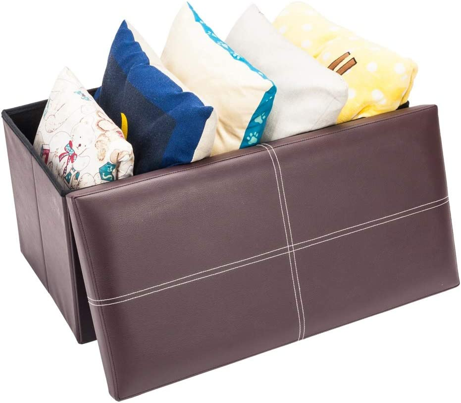 FCSFSF Practical PVC Leather Rectangle Line Shape Cheap mail order specialty store Surface with F Las Vegas Mall