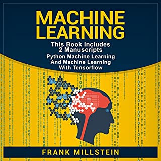 Machine Learning: 2 Manuscripts audiobook cover art