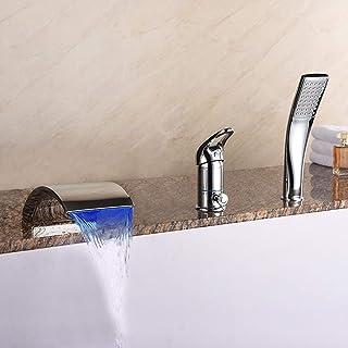 Festnight Wall Mounted Single Jumbo Roll Tissue Dispenser Waterproof Toilet Paper Dispenser Holder for Hotel Restaurant Home Park-Grey