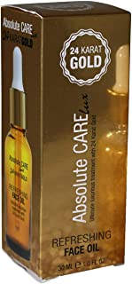 Absolute Care lux 24 Karat Gold Refreshing Face Oil