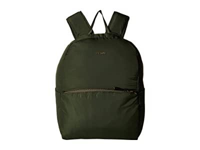 Pacsafe Stylesafe Anti-Theft Backpack (Kombu Green) Backpack Bags