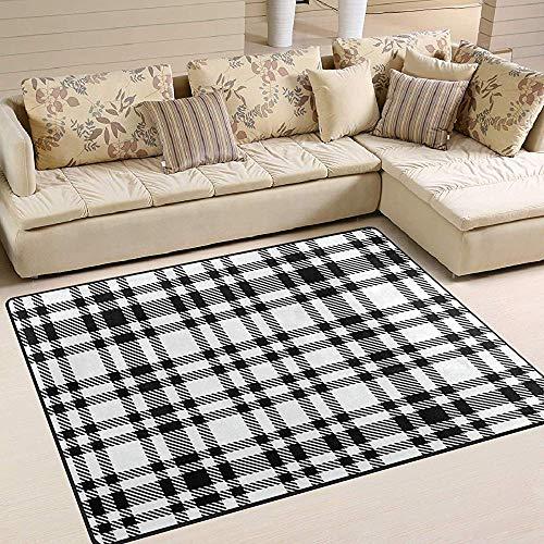 Alfombra cuadrada para el suelo de la sala de estar, dormitorio, sofá, alfombra de la zona del sofá