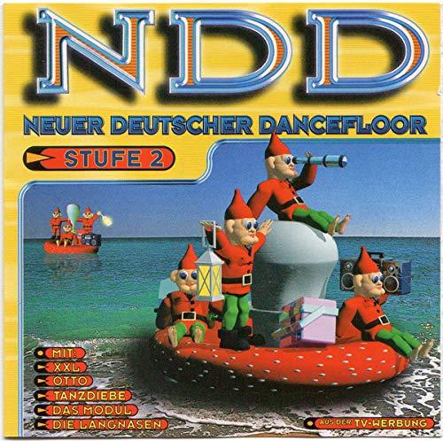 NDD-Neuer deutscher Dancefloor Stufe 2