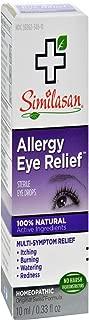 Similasan Eye Drop Relief Allergy, 0.33 oz