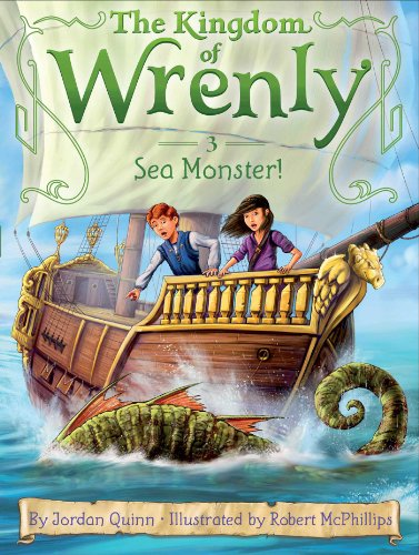 Sea Monster! (3) (The Kingdom of Wrenly)