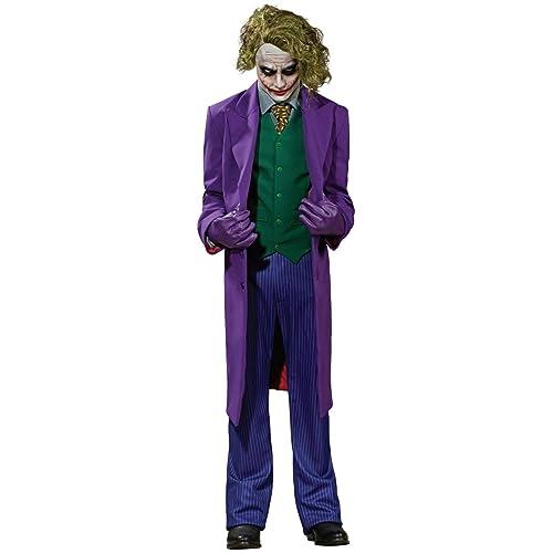 5ea33548e84c Rubie's Men's The Joker Grand Heritage Costume