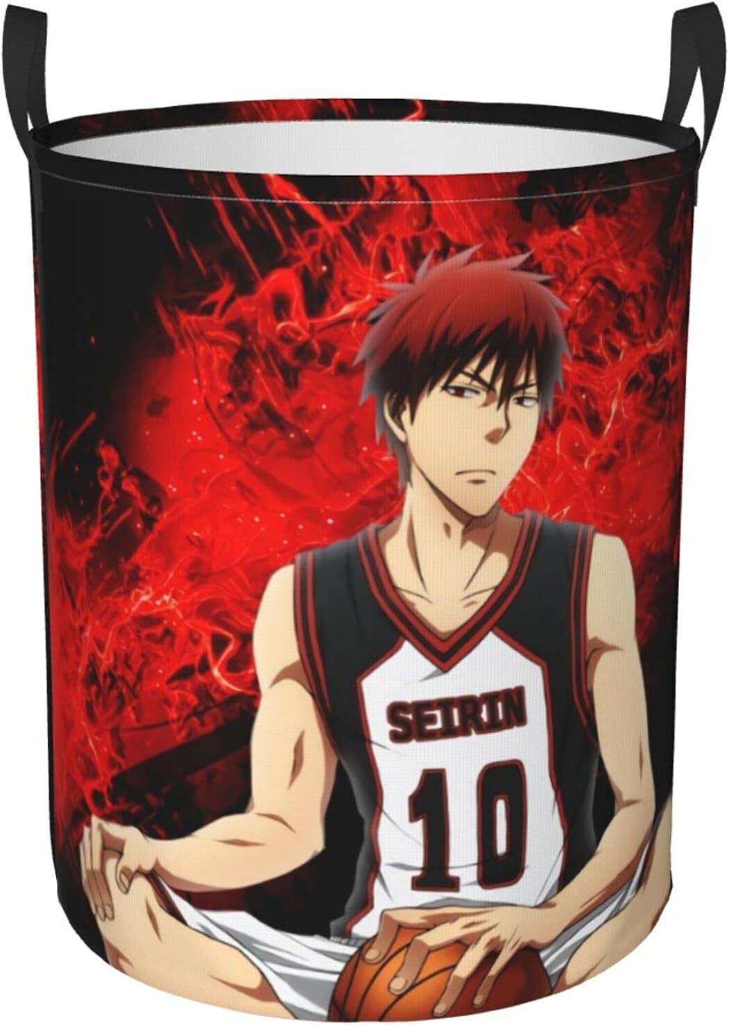 Kuroko's Basketball Taiga Kagami Anime Dirty OFFicial store Clothes Circular Easy-to-use Ha