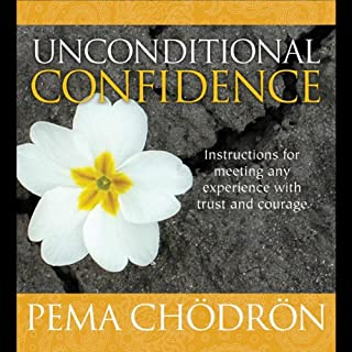 Unconditional Confidence audiobook cover art