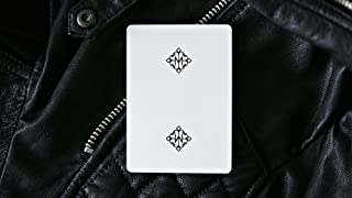 White Rounders Playing Cards Deck by Daniel Madison and Ellusionist