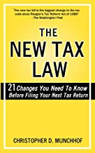 The New Tax Law: 21 Changes You Need To Know Before Filing Your Next Tax Return